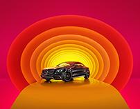 Mercedes Benz / James Turrel