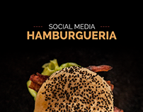 Social Media - Usina Hamburgueria