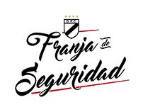 Franja de seguridad - Danubio Fútbol Club