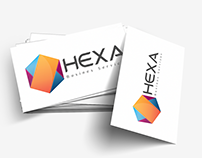 Hexa logo Company