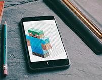 3D - Perspectiva Isométrica (agosto/2018)
