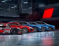 Audi Sport Brand Campaign 2016 – New Stuff
