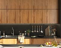 Modern Kitchen, by Gunay