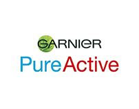 Anúncio - Garnier Pure Active Carvão 3 em 1