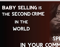 Baby Selling Awareness Campaign