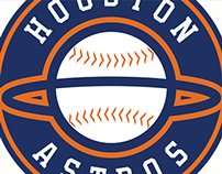 Houston Astros Identity Concept