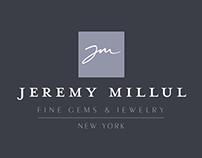 Jeremy Millul Visual Identity