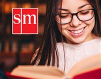 Edições SM - identidade de marca
