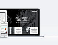 Signature Bank Website Redesign