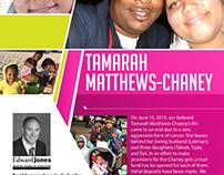 Tamarah Matthews-Chaney Benefit
