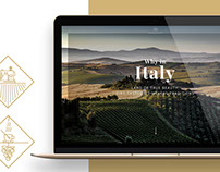 Why in Italy | web site