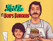 Bob's Burgers + Me & My Other Me for Bento Box Ent.