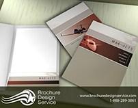 Brochure Design for Rental Company