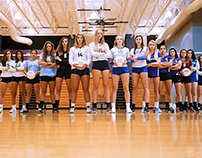 UCPS Volleyball and Football Web Promotions
