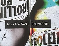ROLLING ROCK: Manifesto, Zine/Website