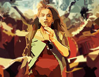 Kahaani- the movie posters