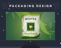 BooTea Packaging Design
