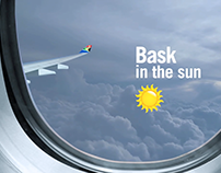 Fly South Africa Airways - Sumer Bask