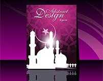 Vector Ramadan Eid-flayer