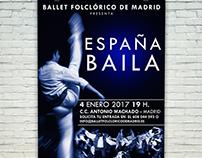 Ballet Folclórico de Madrid - España Baila