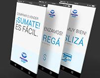 UX Mercado Pago Pos - Propuesta 2 Concept