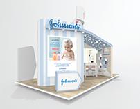 Johnson's Baby Stand