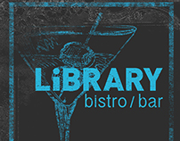 Library bistro/bar