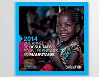 Unicef Mauritania - Annual report 2014