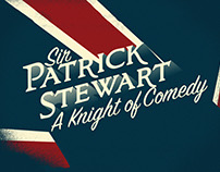 Sir Patrick Stewart: A Knight of Comedy