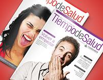 Tiempo Salud - Magazine Design