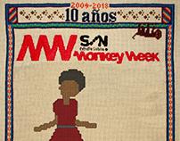 MONKEY WEEK - 10 Years - GIF