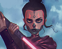 Sith Rey - New Darth Nihilus