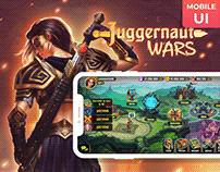Juggenaut Wars Mobile Game