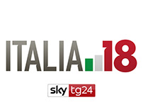 Election Coverage TG24 - ITALIA 18