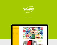 YaP! - Diseño web