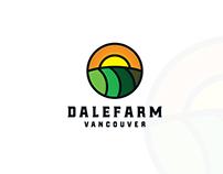 Logo Design - Dale Farm Vancouver