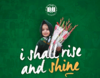 I shall Rise and Shine #APS