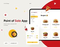 Point of Sale App - UI/UX Design