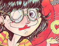 Revista Clichê | Ilustração