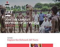 Community Based Website Design