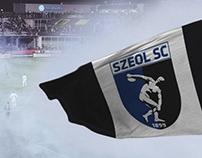 SZEOL SC, 25 year jubilee event logo, t-shirt design