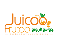 Juicoo Frutoo Logo Design
