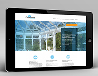 Responsive Website: Progressive Windows