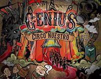 Tapa y Contratapa de disco - Genius