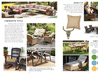2017 outdoor furniture trends on behance for Furniture 2018 trends
