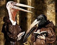 BIRDS OF ILL OMEN