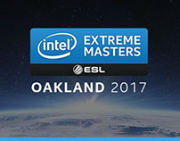 ESL | IEM Oaklad 2017 - Brazil Media