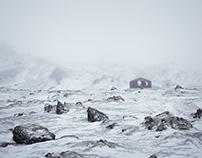 MONOCHROME WINTER – Iceland