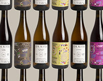 Telling the story of natural wines