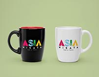 Asia Wisata Redesign Logo 2015